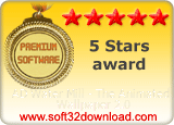AD Water Mill - The Animated Wallpaper 2.0 5 stars award