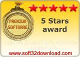 CyberDefender Early Detection Center 2.0 5 stars award