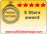 Dictionary of Concise Writing 2003 5 stars award