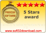 Evening Sanctuary Screen Saver 1.0 5 stars award