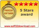 File ArchiveRescue Professional 3.0 5 stars award