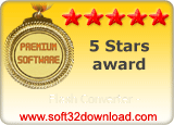 Flash Converter - 5 stars award