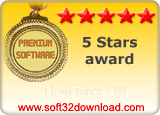 Flash Tuner 1.00 5 stars award