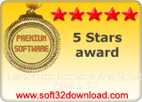 FolderTree treeview JavaScript Applet 4.2 5 stars award