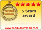 GPU Caps Viewer 1.34.3.1 5 stars award