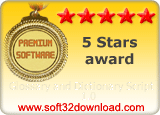 Glossary and Dictionary Script 1.0 5 stars award