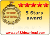 Hillbilly Whack! 1.0 5 stars award