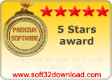 Internet Macros Web Test Recorder 5.06 5 stars award