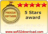 MAGIX Movie Edit Pro 2017 16.0.1.22 5 stars award