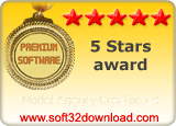 Model Agency Creator 1.4 5 stars award