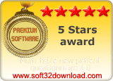 Multi-table new patient questionnaire 1.0 5 stars award