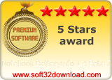 Notebook BatteryInfo 1.4 Beta 7 5 stars award