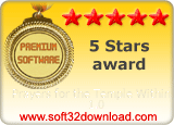 Prayers for the Temple Within 1.0 5 stars award