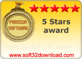 Simple Headers and Footers 2.0 5 stars award