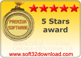 WordPerfect 11 Backup Customized Settings 1.0 5 stars award