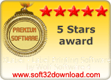 XLabel - Label Printing Software  by Wolf Software 4 5 stars award